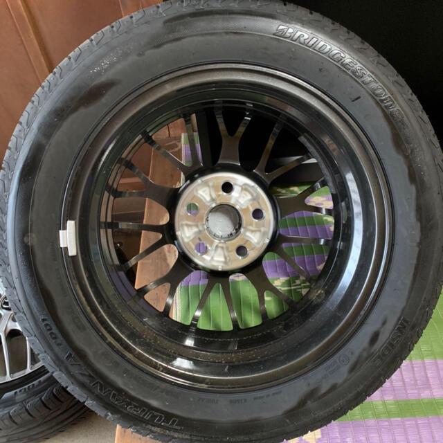 トヨタ(トヨタ)のノアHV 純正タイヤホイール 新車外し 自動車/バイクの自動車(タイヤ・ホイールセット)の商品写真