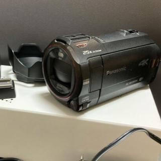 Panasonic - Panasonic HC-WX990M