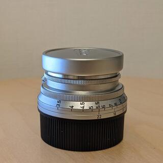 LEICA - Leica summaron ズマロン 35mm  3.5マウント