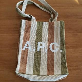 A.P.C - A.P.C アーペーセー トートバッグ