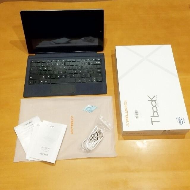 Microsoft(マイクロソフト)のTeclast Tbook 16 Power Office付 スマホ/家電/カメラのPC/タブレット(タブレット)の商品写真