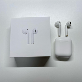 Apple - 【Apple】AirPods (第2世代) with Charging Case