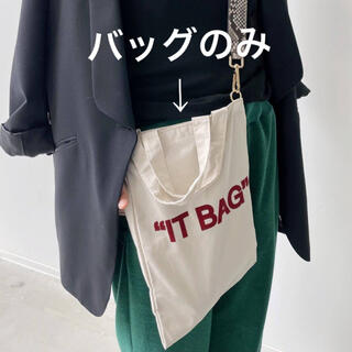 L'Appartement DEUXIEME CLASSE - アパルトモン【GOOD GRIEF!/グッドグリーフ】 It Bag