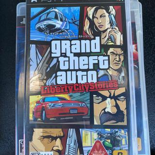 カプコン(CAPCOM)のPSP Grand Theft Auto Liberty City  グラセフ (家庭用ゲームソフト)