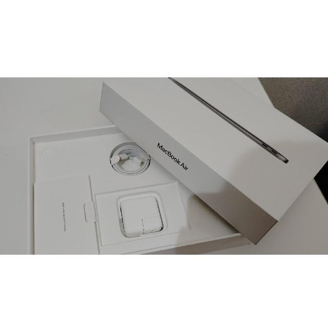 Mac (Apple)(マック)のmacbook air  2020 i5/16gb/512gb スマホ/家電/カメラのPC/タブレット(ノートPC)の商品写真