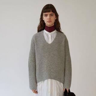 ACNE - Acne Studios|Deborah Wool Knit [XS]