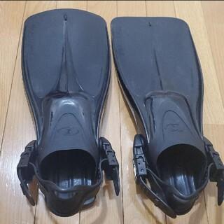 ツサ(TUSA)のTUSA ダイビングフィン(マリン/スイミング)