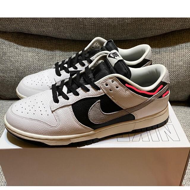 NIKE(ナイキ)のDunk Low Nike by you ダンクバイユー メンズの靴/シューズ(スニーカー)の商品写真