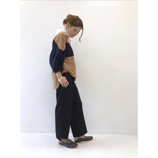 DEUXIEME CLASSE - ドゥーズィエムクラス ラガーシャツ