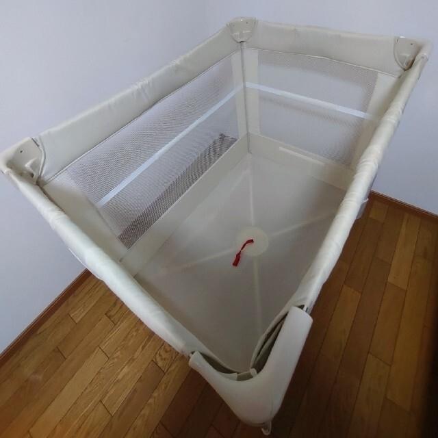 Aprica(アップリカ)のココネル キッズ/ベビー/マタニティの寝具/家具(ベビーベッド)の商品写真