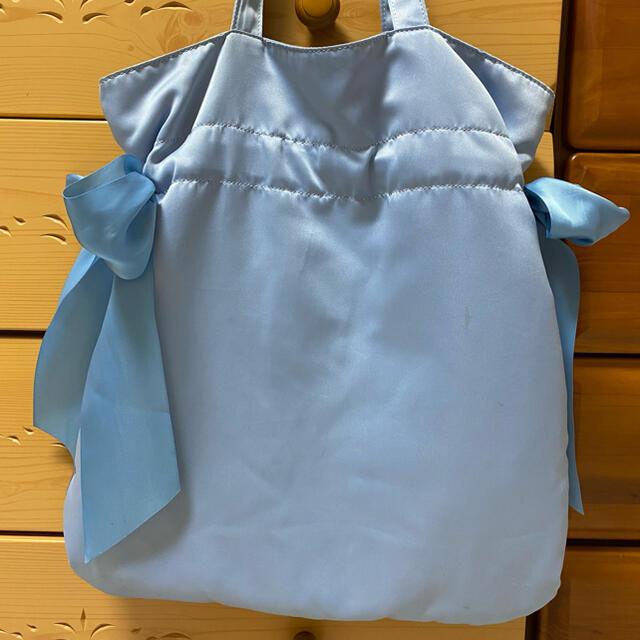Maison de FLEUR(メゾンドフルール)のMaison de FLEUR ダブルリボントートバック レディースのバッグ(トートバッグ)の商品写真