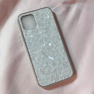 UNiCASE ユニケース iPhone12pro シェル ホワイト
