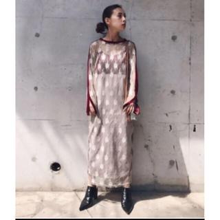 Ameri VINTAGE - Ameri  vintage 4WAY DIVERSITY DRESS