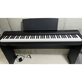 ヤマハ(ヤマハ)のYAMAHA P-125B (電子ピアノ)