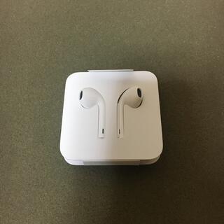 アップル(Apple)の❗️激安価格❗️新品未使用品 iPhone 純正イヤホン(ヘッドフォン/イヤフォン)