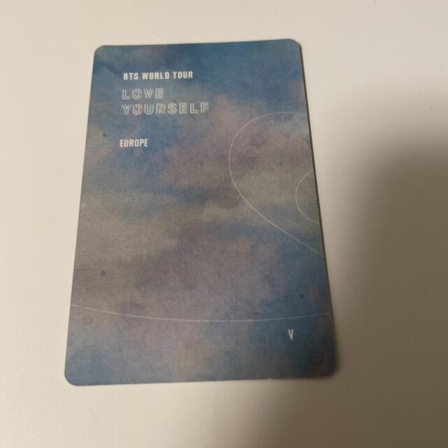 BTS LOVE YOURSELF Europe DVD エンタメ/ホビーのCD(K-POP/アジア)の商品写真
