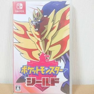 Nintendo Switch - ポケットモンスター シールド ニンテンドースイッチ ソフト