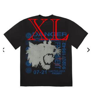 フラグメント(FRAGMENT)のCACTUS JACK FOR fragment DANGER TEE(Tシャツ/カットソー(半袖/袖なし))