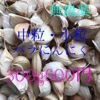 農家直送 奈良県産にんにくバラ売り(野菜)