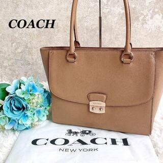 COACH - 美品♡コーチ 20SS エイヴァリートート ハンドバッグ F48629