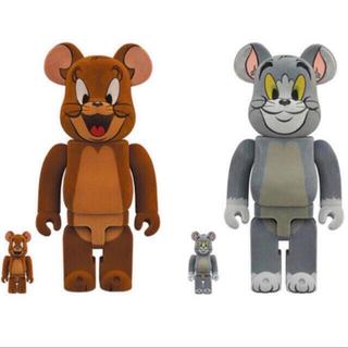 MEDICOM TOY - Tom and Jerry Flocky 100% 400% BE@RBRICK