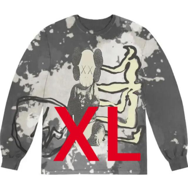 FRAGMENT(フラグメント)のCACTUS JACK + KAWS FOR FRAGMENT L/S TEE メンズのトップス(Tシャツ/カットソー(七分/長袖))の商品写真