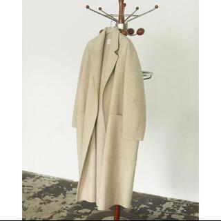 TODAYFUL - トゥデイフルtodayful wool over coat 38 アイボリー 白