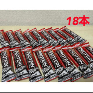 アサヒ(アサヒ)の【ダントツ1番人気】アサヒ 一本満足バー  プロテインバー チョコ  18本(プロテイン)