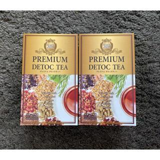 プレミアムデトックティー 2箱セット(ダイエット食品)