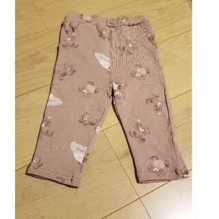 フタフタ(futafuta)のフタフタ くま パンツ 80cm(パンツ)