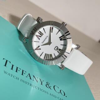 Tiffany & Co. - Tiffany& Co.   アトラス デイト 腕時計