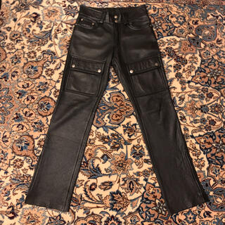 JOHN LAWRENCE SULLIVAN - 〜90s vintage Design Leather Pants