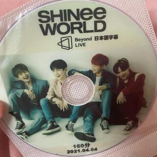 シャイニー(SHINee)のshinee world DVD(ミュージック)