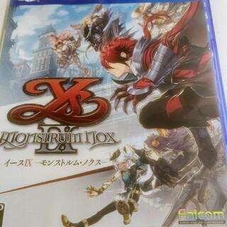 PlayStation4 - イース9 PS4