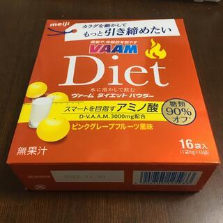 明治 - ヴァーム ダイエット パウダー VAAM Diet 1箱 16袋入