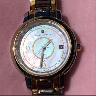 スタージュエリー(STAR JEWELRY)のstar jewelry  時計 RADIO STAR WORLD TIME(腕時計)