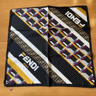 FENDI - 新品未使用 FENDI フィラ スカーフ ロゴマニア
