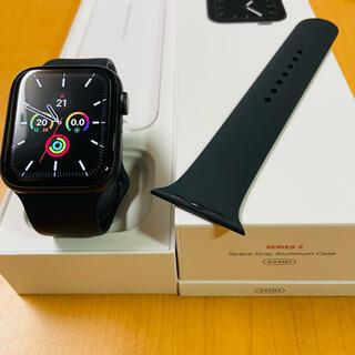 Apple - 【本日のみ出品】Apple Watch Series5 セルラー 44mm