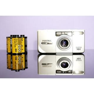 完動品*Pentax ESPIO140V*フィルムカメラ