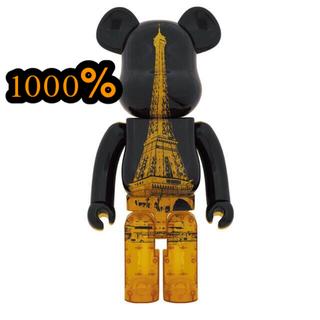 【未開封】BE@RBRICK EIFFEL TOWER 1000%