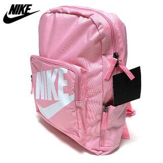 ナイキ(NIKE)の新品 ナイキ クラシック キッズ バックパック ピンク デイパック 子ども 鞄(リュックサック)