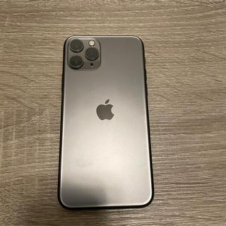 iPhone - iPhone11pro 256GB 本体 スペースグレイ