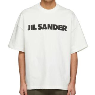 Jil Sander - ジルサンダー ロゴTシャツ
