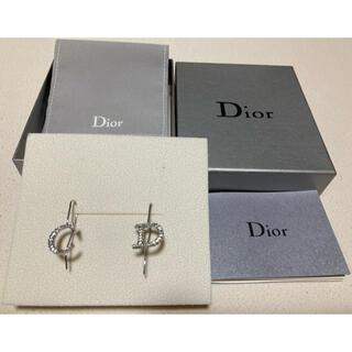 Christian Dior - 美品☆Christian Dior ディオール CDロゴピアス