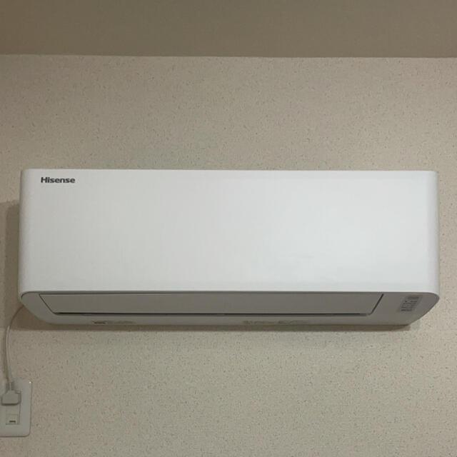 エアコン 冷暖房機器 スマホ/家電/カメラの冷暖房/空調(エアコン)の商品写真