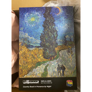 MEDICOM TOY - BE@RBRICK Van Gogh  100% & 400% ゴッホ展