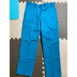 ディッキーズ(Dickies)のdickies work pant 874 seaside blue 青 水色(ワークパンツ/カーゴパンツ)
