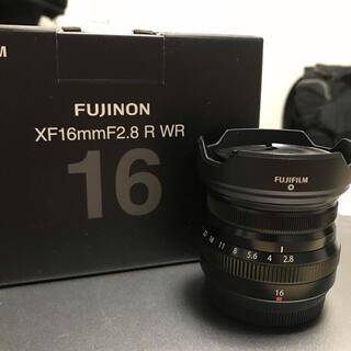 XF16MMF2.8 R WR 美品