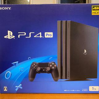 PlayStation4 - 早い者勝ち❗️PS4 Pro 1T ❗️ソフト4本付き❗️