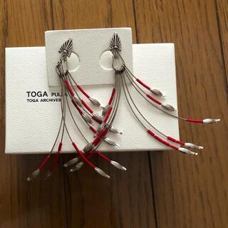 トーガ(TOGA)のTOGA PULLA イヤリング(イヤリング)